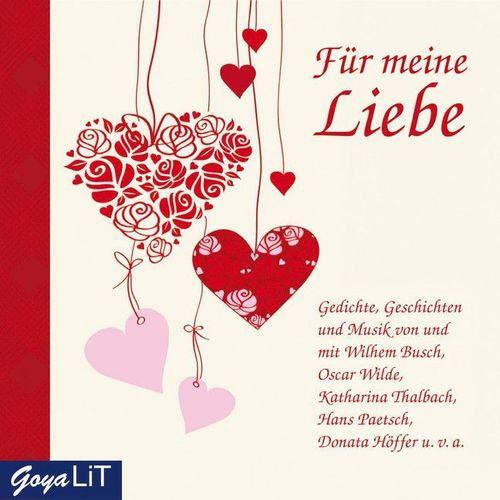 Für Meine Liebe Gedichte Geschichten Und Musik Heinrich Heine Oscar Wild