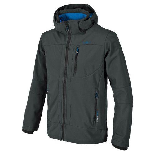 CMP Man Jacket Zip Hood Light Softshell M 39A5027M Herren