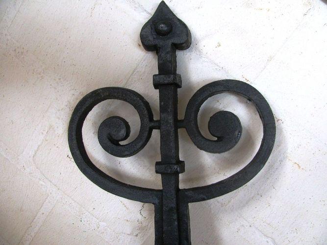 Neu  Maueranker Ornament  Pfettenanker Gusseisen Antik