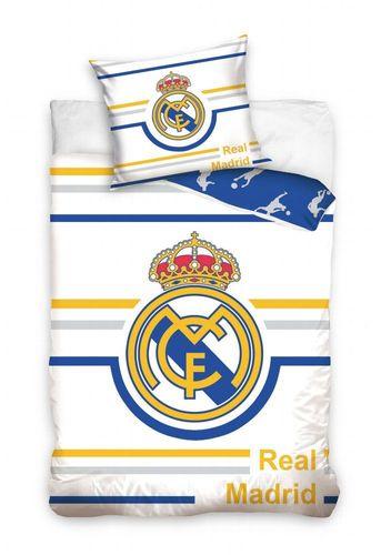 Fussball Bettwasche Real Madrid Bed Linen Football Ronaldo Bale Benzema Kroos