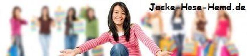 Jacke-Hose-Hemd