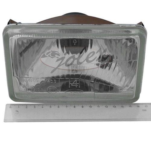 Universal H4 Scheinwerfer rechts oder links mit E und Standlichtfunktion NEU