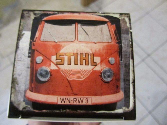 STIHL VW T1 Bus Modell 1955 Schuco 1:43 Sammeledition