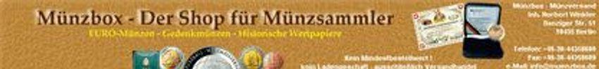 Zum Shop: Münzbox - Münzversand Norbert Winkler