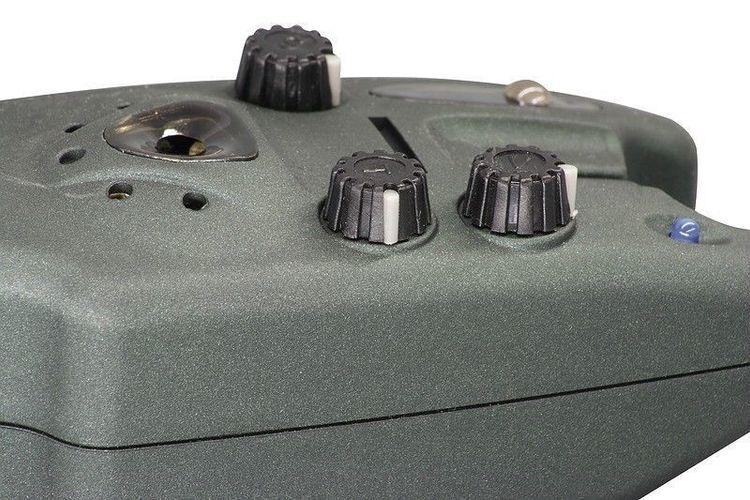 B.Richi Falcon STL Bissanzeiger Funkbissanzeiger elektronisch LED Angeln Gelb