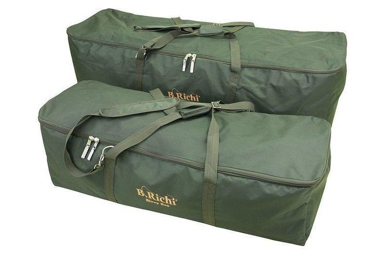 B.Richi Bivvy Bag Zelttasche Tent Bag Angeltasche Schultertasche Angelausrüstung