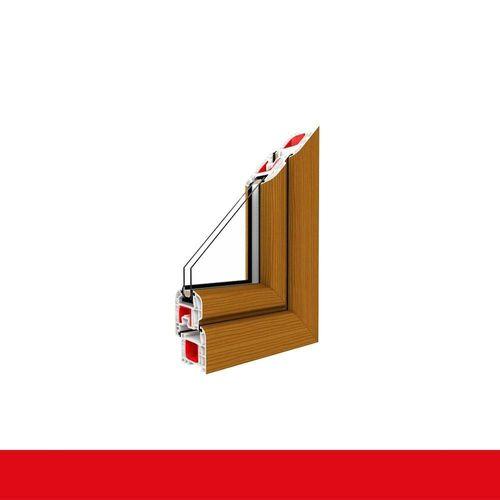 Drutex Kunststofffenster wei/ß Dreh Kipp Anschlag:DIN Links Glas:2-Fach BxH:1200x1200