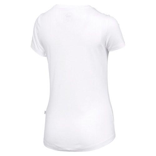 PUMA Damen Woman Essentials ESS Logo Shirt Tee T-Shirt Kurzarm 851787