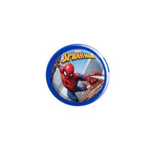Drücklicht Marvel Licht Leuchte Superheld NEU Spiderman Kissen /& Fleece-Decke