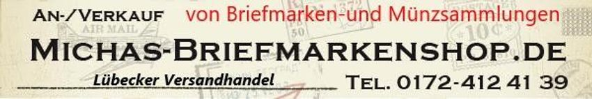 Zum Shop: Michas-Briefmarkenshop