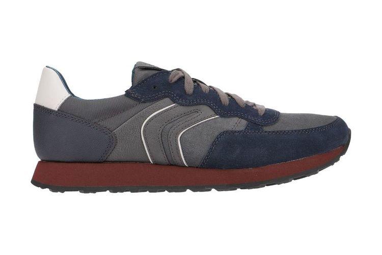 nett Geox Herrenschuhe Sneakers Halbschuhe Sandford ABX