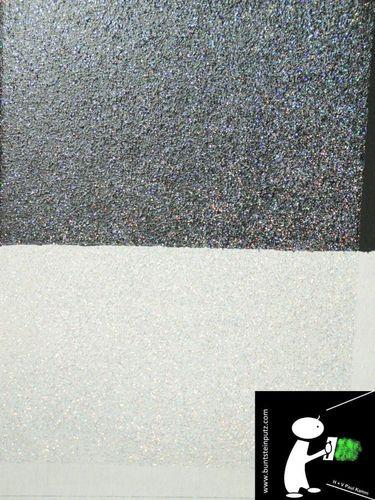1kg Glitter Effekt Wandlasur Wandfarbe Glitzer Silber Hologramm Rainbow Kaufen Bei Hood De