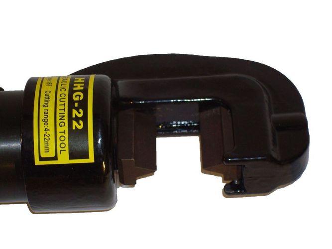 16mm Hydraulischer Bolzenschneider Stahlschneider Baustahlschneider inkl MwSt