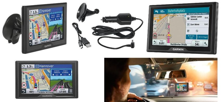navigationsger t garmin drive 5s lmt s ce pkw navi navigation neuwertig ii wahl kaufen bei. Black Bedroom Furniture Sets. Home Design Ideas