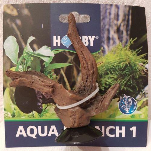 Hobby Aqua Branch 1 8 5cm Kunstliche Wurzel Mit Sauger Nano Aquarium Deko Top Kaufen Bei Hood De