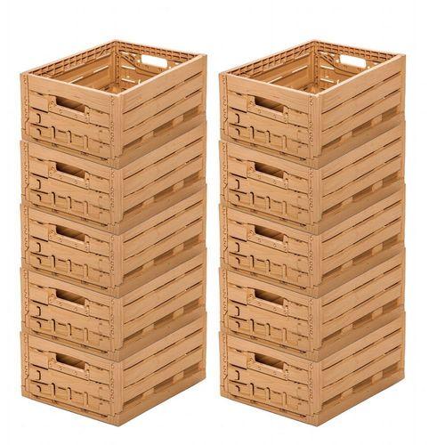 Lebensmittelbehälter Lebensmittel Behälter 40 x 30 x 16,5 cm Gastlando