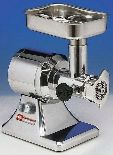 Lochscheibe 6mm 0,8kW 380x220x430mm Gastlando Fleischwolf für 200kg//h inkl