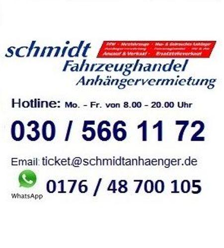 Zum Shop: schmidtanhaenger. de