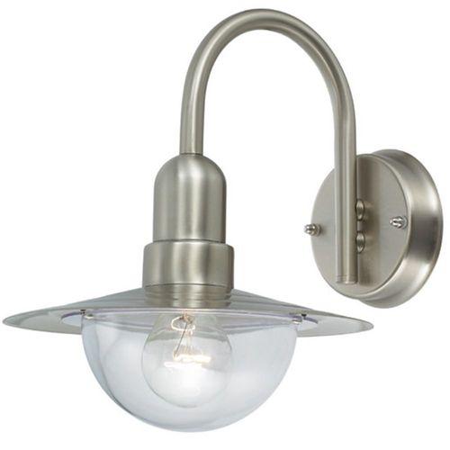Außenleuchte E27 Edelstahl Lampe Gartenlampe Außenlampe Wandleuchte Led Leuchte
