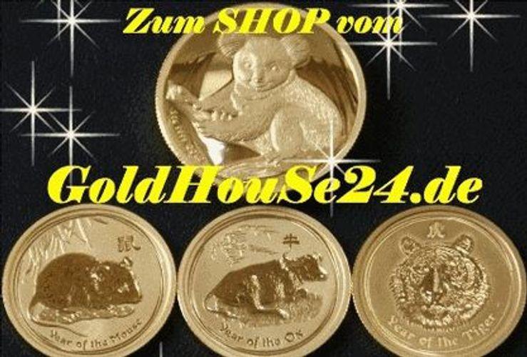 Zum Shop: GoldHouSe24