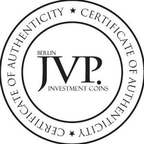 Zum Shop: JVP Investment Coins Berlin
