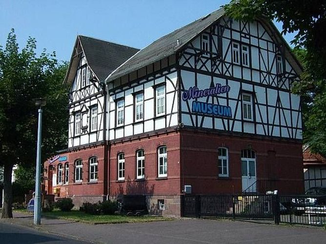 Mineralienmuseum Tabarz
