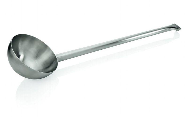 Schöpflöffel Suppenkelle Schöpfkelle Schöpfer Edelstahl Ø 20 x 80cm Gastlando