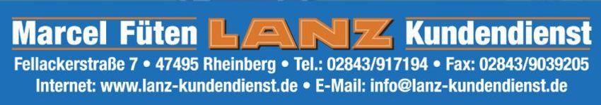 Lanz-Kundendienst