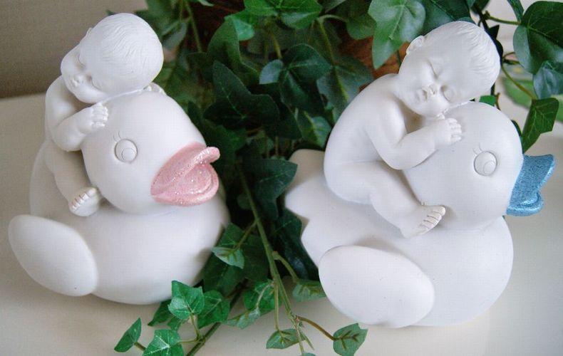 Spardose Baby Auf Ente Taufe Geburt Mädchen Junge Rosa Blau Name Wunschname
