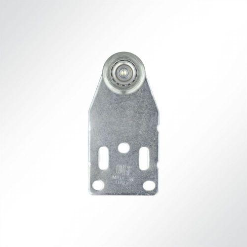 1 St/ück LYSEL Laufrolle F/ührungsrollen Laufwagen Rollenlaufwerk mit Kugellager 35 Kg