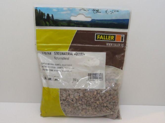 170741 Streumaterial Quarzsand 250g, Art.Nr Faller Neu//unbenutzt