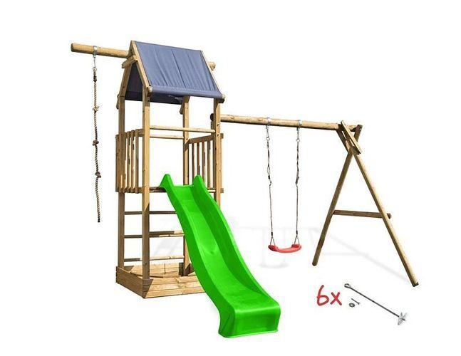 Spielturm ohne schaukel