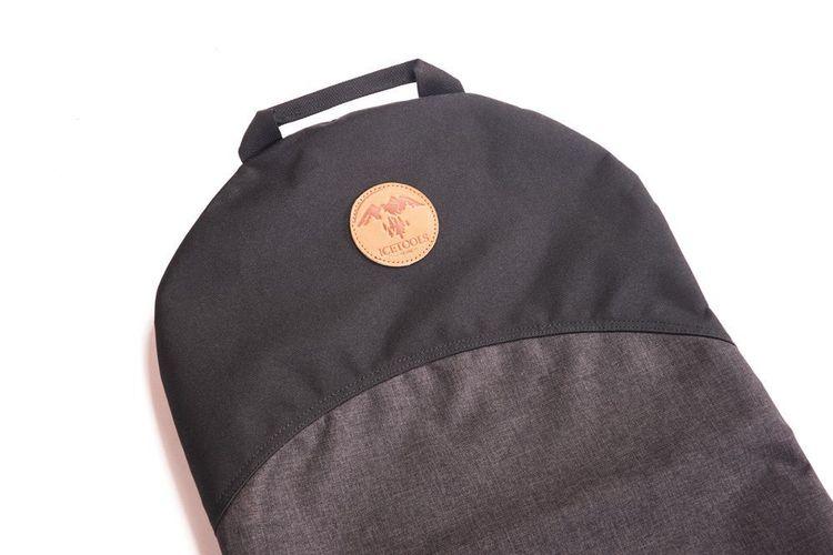 Icetools Board Sleeve Grey Snowboard Bag Tasche