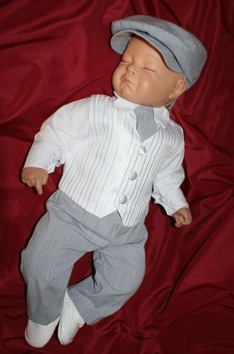 Kinderanzug Taufanzug Festanzug Babyanzug Anzug Taufgewand Neu Nr.015n2