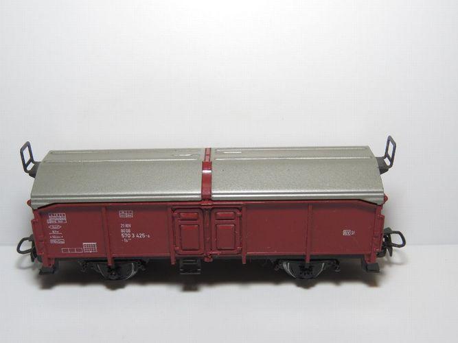 Q4435 Primex H0 4539 Schiebedachwagen Ts DB ungeöffnete OVP