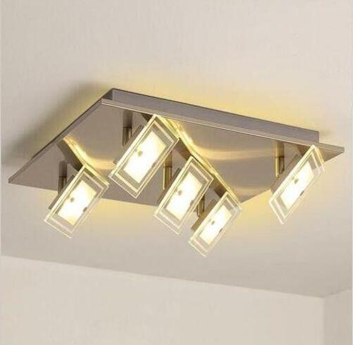 20W LED Deckenleuchte Wohnzimmer Badleuchte Deckenlampe Küche Modern  Warmweiß