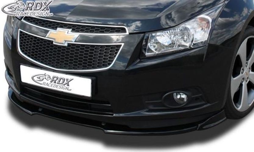 RDX Frontspoiler VARIO-X schwarz matt für CHEVROLET Cruze 2009-2012