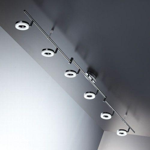 Deckenleuchte LED Lampen Decke Wohnzimmer Decken-Spot Leuchte Strahler  6-flammig