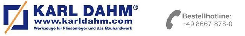 Karl Dahm Werkzeuge
