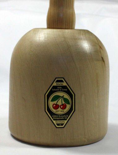 Kirschen Bildhauerkl/üpfel mit Wei/ßbuchenkopf /& Eschenstiel 120mm