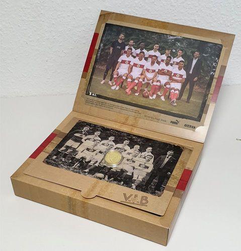 Puma VfB Stuttgart 125 Jahre Ur Trikot Traditionstrikot weiß