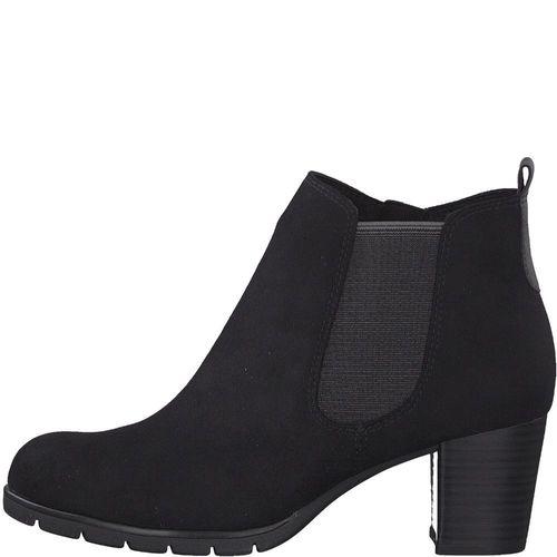 Marco Tozzi Damen Stiefeletten Boots 2 25355 33 Schwarz