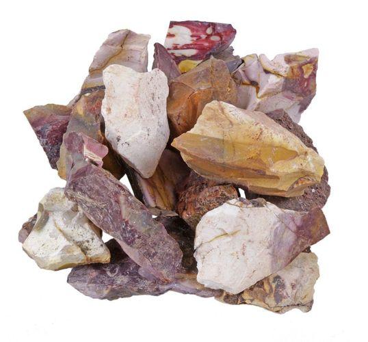 Mahagoni-Obsidian 300 gr Wassersteine Rohsteine Steinewasser Heilstein