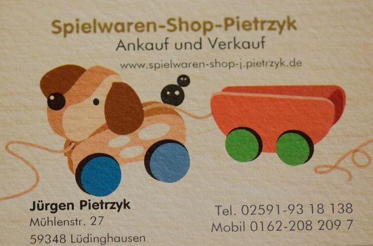 Spielwaren Pietrzyk An.+ Verkauf