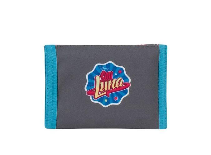 Soy Luna XL Schultertasche Geldbörse Federmäppchen Tasche Börse Mäppchen Disney