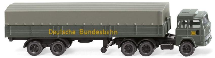 Magirus Wiking 95610 Pritschensattelzug /'DB/' 1:160 Spur N