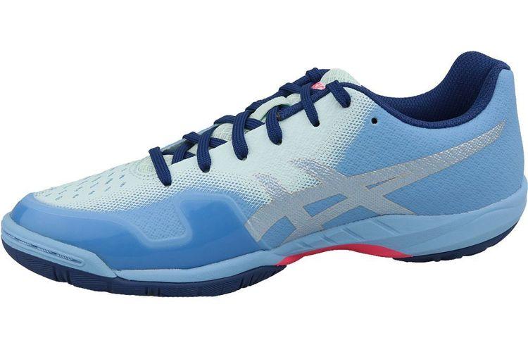 Asics Gel Blade 6 R753N 400 Squashschuhe Damen Blau