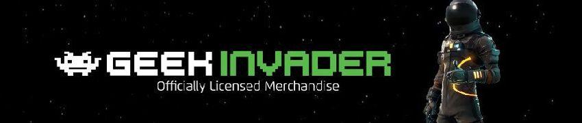Zum Shop: Geekinvader