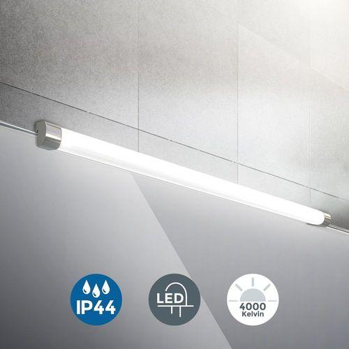 LED Bad Wand-Leuchte Spiegel Badezimmer Aufsatz-Lampe 10Watt IP44  Schminklicht