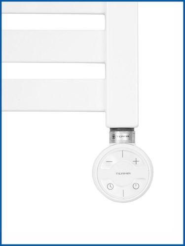 Heizelement Modell CORE 600 Watt Thermostat Heizstab Wei/ß Heizpatrone